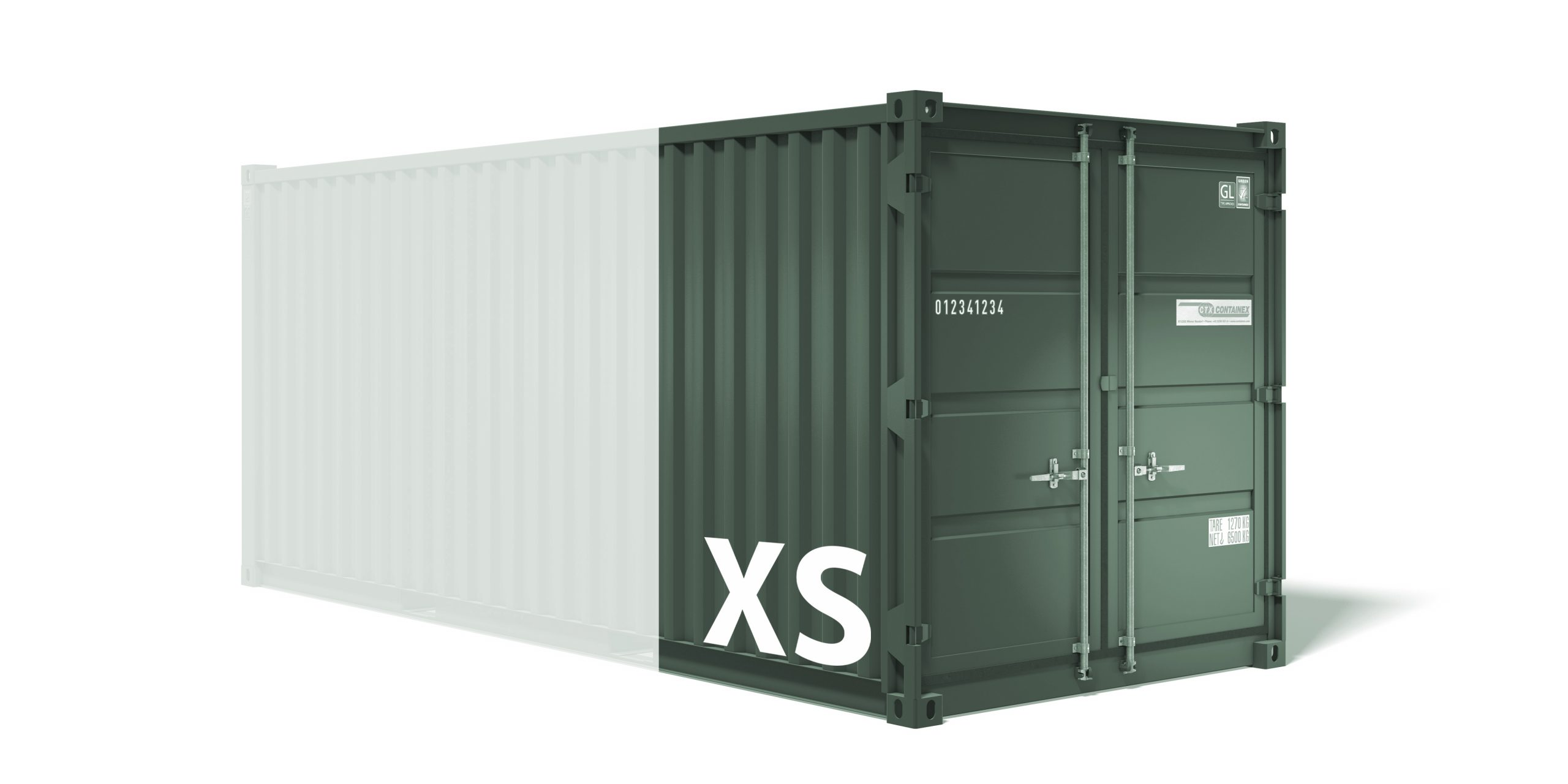 Lagercontainer XS Lebring bei Graz