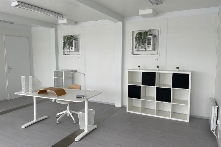 Büro in Lebring mieten - genügend Freiraum für Besprechungen und Arbeitsplätze